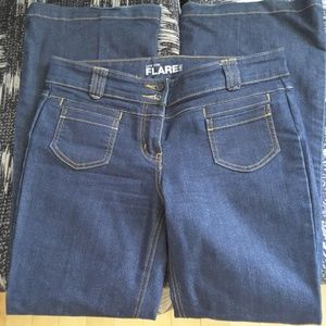 New York & Company Low Rise size 8